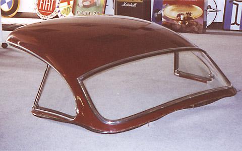 Bmw 507 Hardtop Popup
